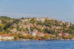 Besiktas Costantinopoli Immagine Stock Libera da Diritti