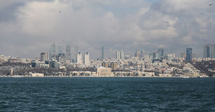 Besiktas District Stock Image