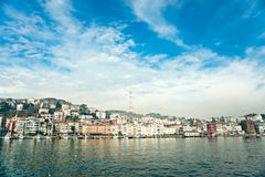 Besiktas district, Istanbul, Turkey. Stock Photography