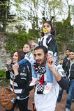 Besiktas Fans Royalty Free Stock Images