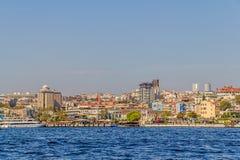 Besiktas Iskelesi Istambul Imagens de Stock