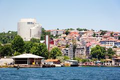 Besiktas, Istanbul Royalty Free Stock Photos