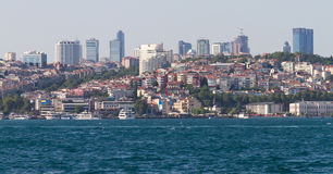 Besiktas, Istanbul Royalty Free Stock Photography