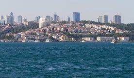 Besiktas, Istanbul Royalty Free Stock Photos