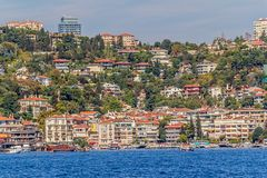 Besiktas Istanbul Royalty Free Stock Images