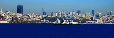 Besiktas, Istanbul. Royalty Free Stock Photography