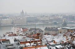 Beskåda av Budapest Arkivbilder