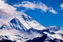 Mt. Chomolungma Arkivbilder