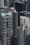 Chicago skyskrapor Royaltyfria Bilder