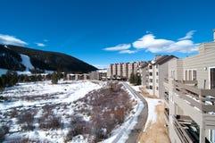 Keystone Colorado royaltyfri foto