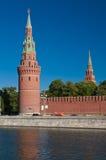 Moscow Kremlin Royaltyfria Bilder