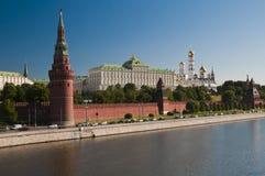 Moscow Kremlin Royaltyfria Foton