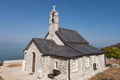 Beska kyrka royaltyfri foto