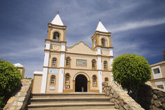 Beskickning av San Jose del Cabo Anuiti Arkivbild