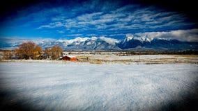 Beskickning Mountain& x27; s Royaltyfri Fotografi