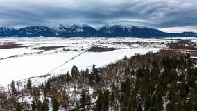 Beskickning Mountain& x27; s Arkivfoton