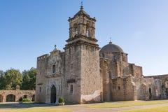 Beskickning San Jose, Texas royaltyfria bilder