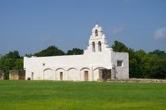 Beskickning San Juan Chapel Arkivbilder