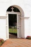 Beskickning San Luis Rey Cemetery arkivfoto