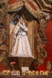 Beskickning San Xavier del Bac Icon Arkivfoton