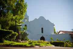 BeskickningBasilica San Diego de Alcala Arkivbilder