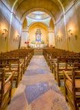 BeskickningConcepcion kapell royaltyfri bild