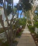 Beskickningfjärd, San Diego, CA Arkivfoton