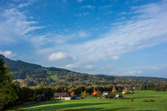 Beskids royalty free stock images