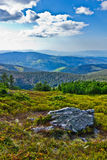 Beskidy mountains, Poland Stock Photo
