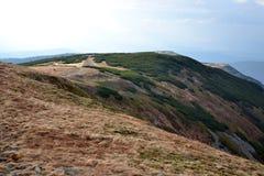 Beskidybergen in Polen Royalty-vrije Stock Foto's