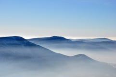 beskydy berg Arkivbild
