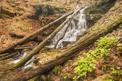 Beskydy-Berge Stockfotografie