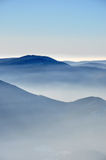 Beskydy mountains Stock Image