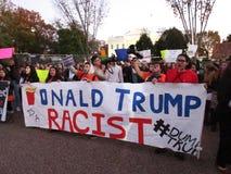 Beskyllning av rasism av Latinos Royaltyfri Fotografi