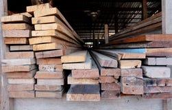 Besnoeiings houten, houten snijder Stock Afbeelding