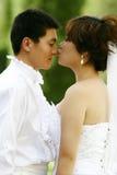 Beso Imagen de archivo libre de regalías