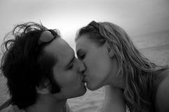 Beso Fotos de archivo libres de regalías
