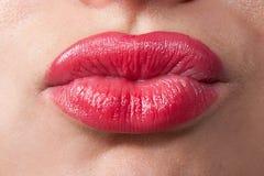 Beso caliente 2 Imagen de archivo libre de regalías