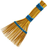 Besom Royalty Free Stock Photography