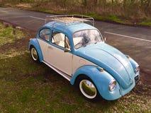Besouro clássico da VW de Volkswagen foto de stock royalty free