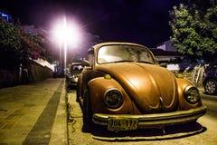 Besouro da VW da segunda guerra no museu de SinsHeim Imagens de Stock Royalty Free