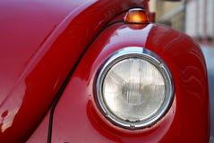 Besouro da VW Volkswagen velho Imagem de Stock