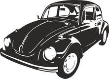 Besouro velho do carro Imagens de Stock Royalty Free