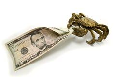 Bespaar u geld Stock Foto