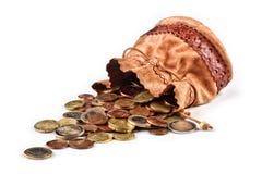 Het geld van Saivng Stock Afbeelding