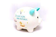 Besparing voor de Toekomst Stock Foto
