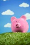 Besparing voor de Toekomst Stock Afbeelding