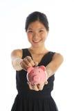 Besparingar och investering arkivfoto