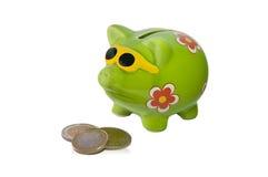 Besparingen Stock Foto's