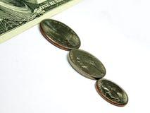 Besparingen ..... royalty-vrije stock foto's